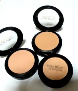 miss rose compact powder