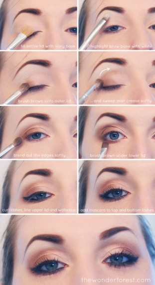tutorial Naked Palette 3